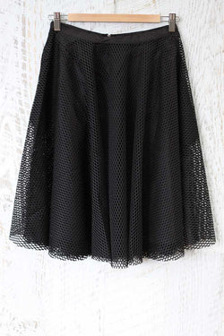 Lucy Paris Celeste Mesh Full Skirt