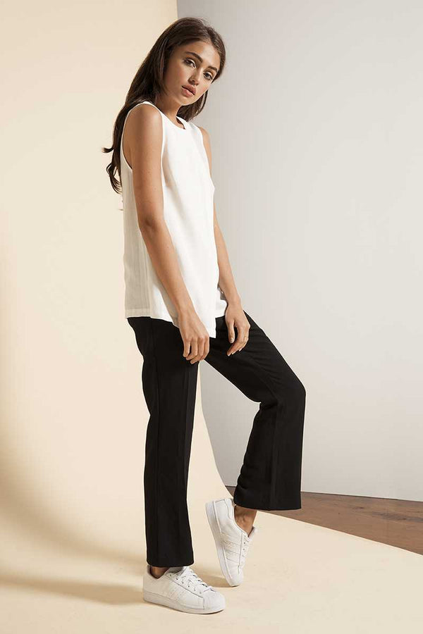 Lulu & Rose Maverick Cropped Pant