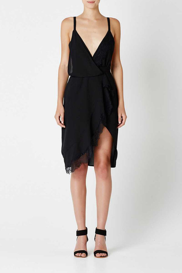 May the Label West Dress Black