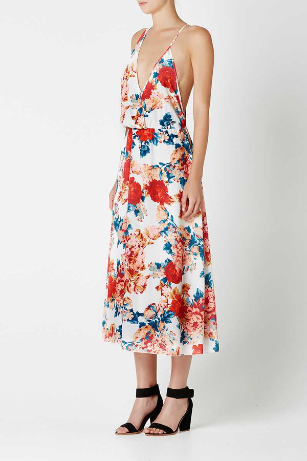 May the Label Opal Dress Floral Print
