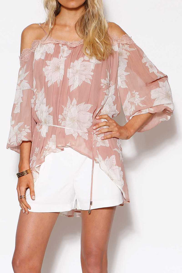 Ministry of Style Bliss Blouse Bliss Print