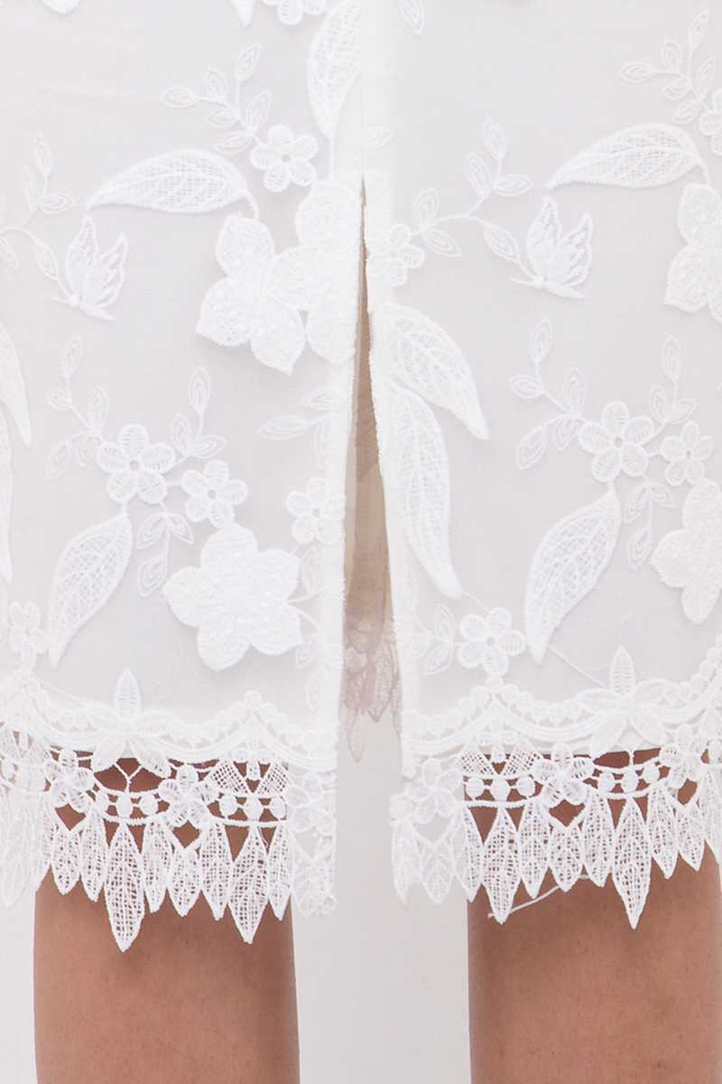 Morrisday Paradise Lace Dress