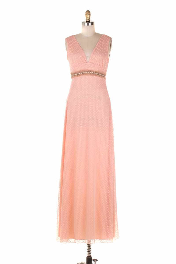 Maggie Sweet Pepa Maxi Dress