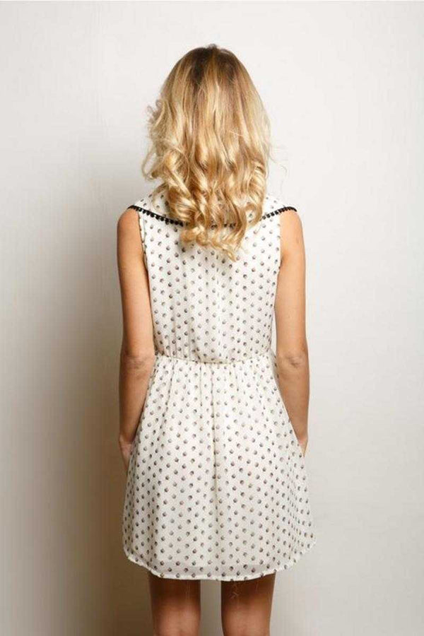 Maggie Sweet Bolonia Dress