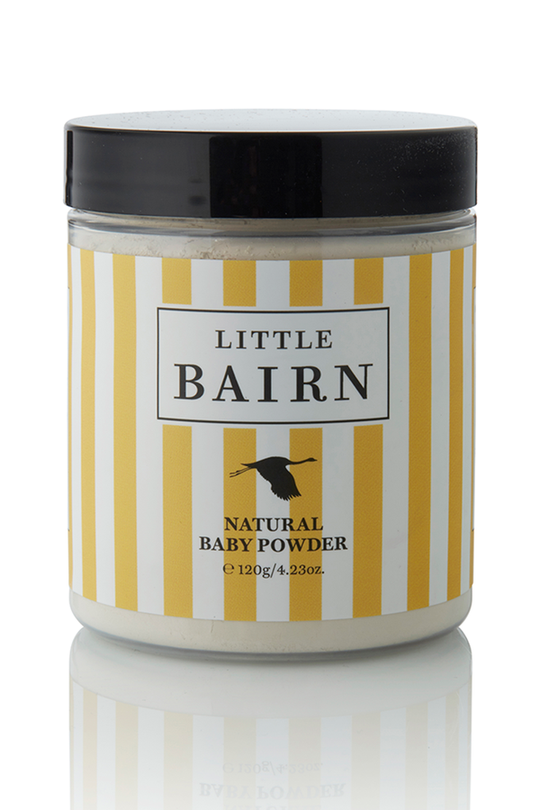 Little Bairn Natural Baby Powder 120G