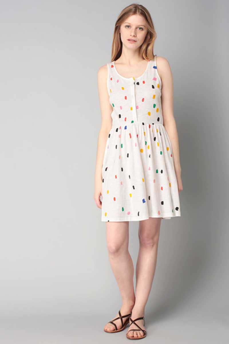 Pepaloves Marta Dotty Dress