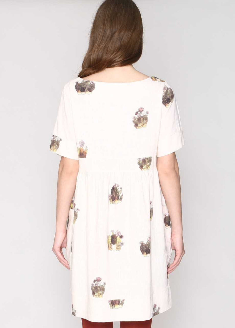 Pepaloves Abigail Cactus Shift Dress