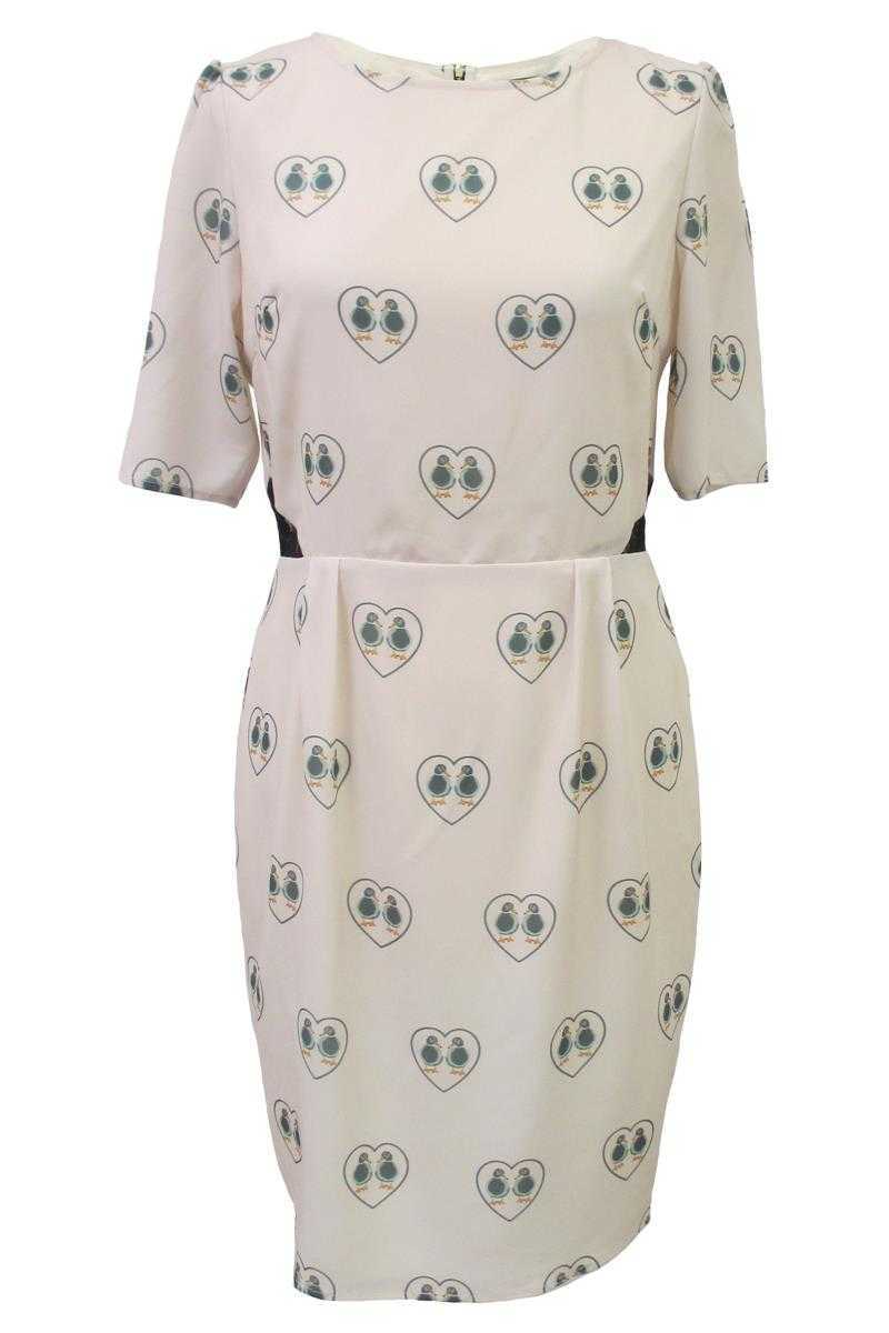 Sugarhill Boutique Aimee Duckie Print Dress
