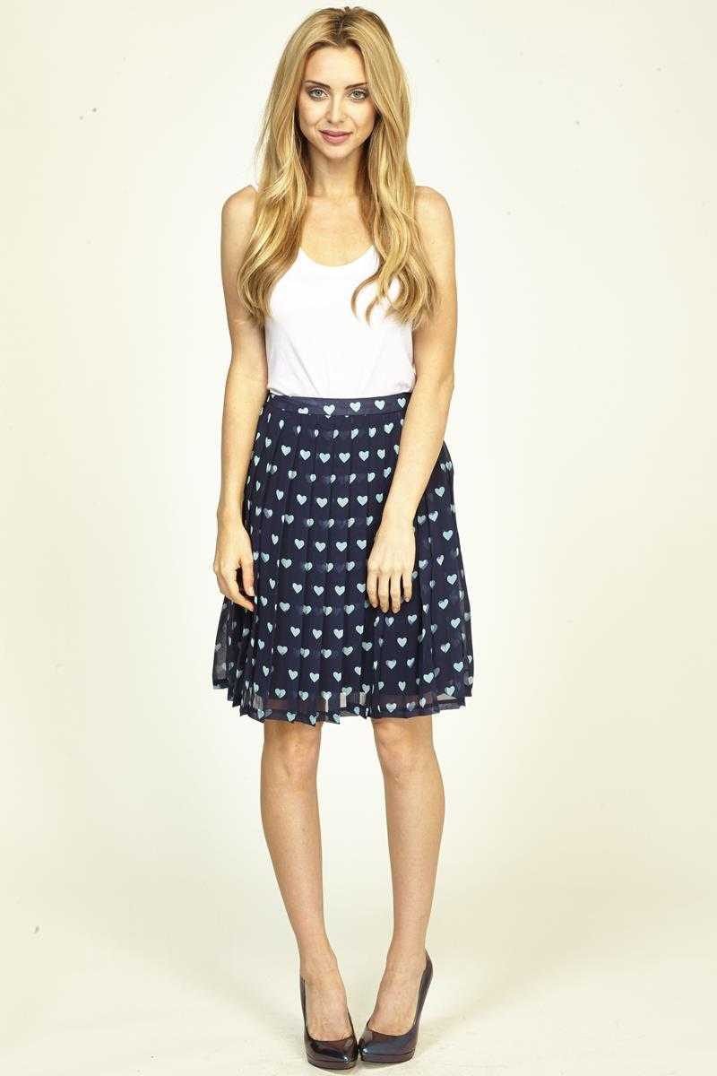 Sugarhill Boutique Erin Sweetheart Skirt
