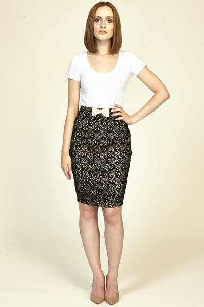 Sugarhill Boutique Davina Lace Skirt