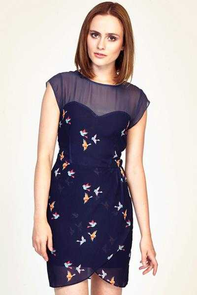 Sugarhill Boutique Tia Birdie Dress