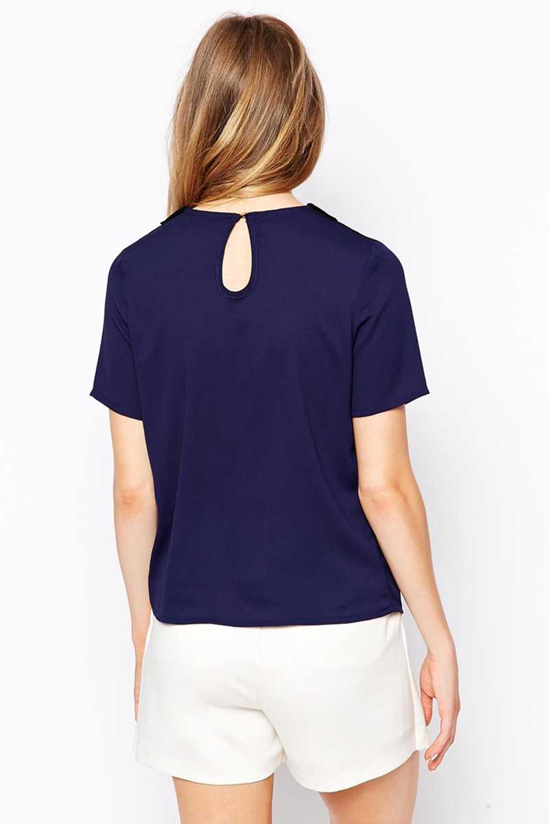 Sugarhill Boutique Helena Blouse