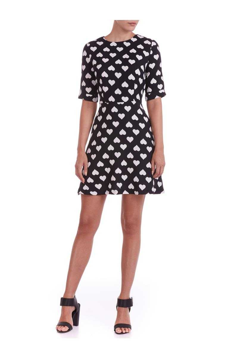 Poppy Lux Nancy Fit and Flare Dress