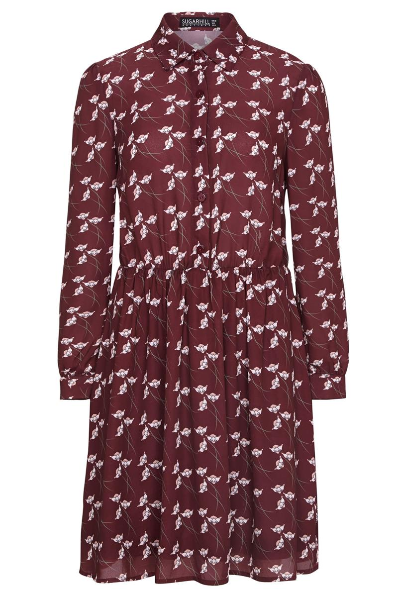 Sugarhill Boutique Dina Shirt Dress