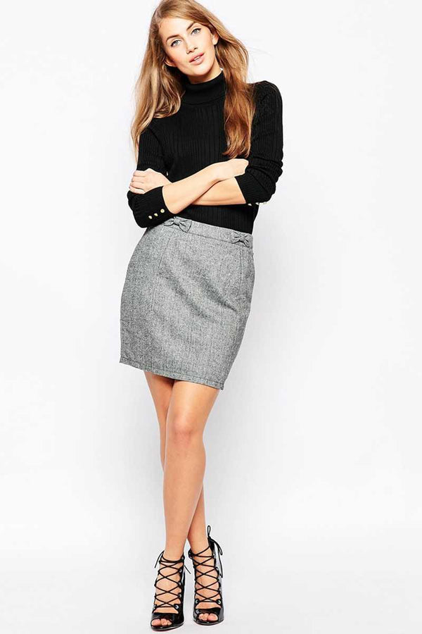 Sugarhill Boutique Katie Tailored Skirt