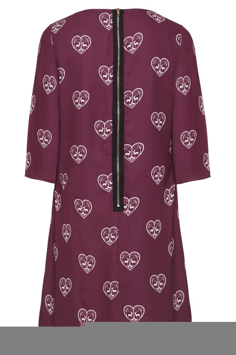 Sugarhill Boutique Folk Heart Dress