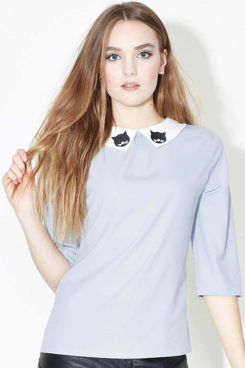 Sugarhill Boutique Topcat Blouse