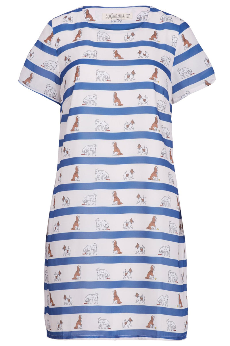 Sugarhill Boutique Bark in the Park Tunic Dress