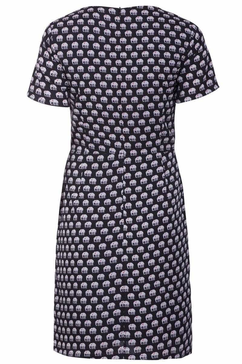 Sugarhill Boutique Ellie Print Shift Dress