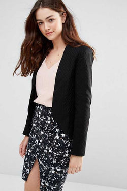 Sugarhill Boutique Cassie Jacquard Jacket
