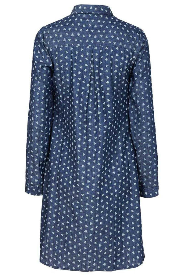 Sugarhill Boutique Daria Chambrey Shirt Dress
