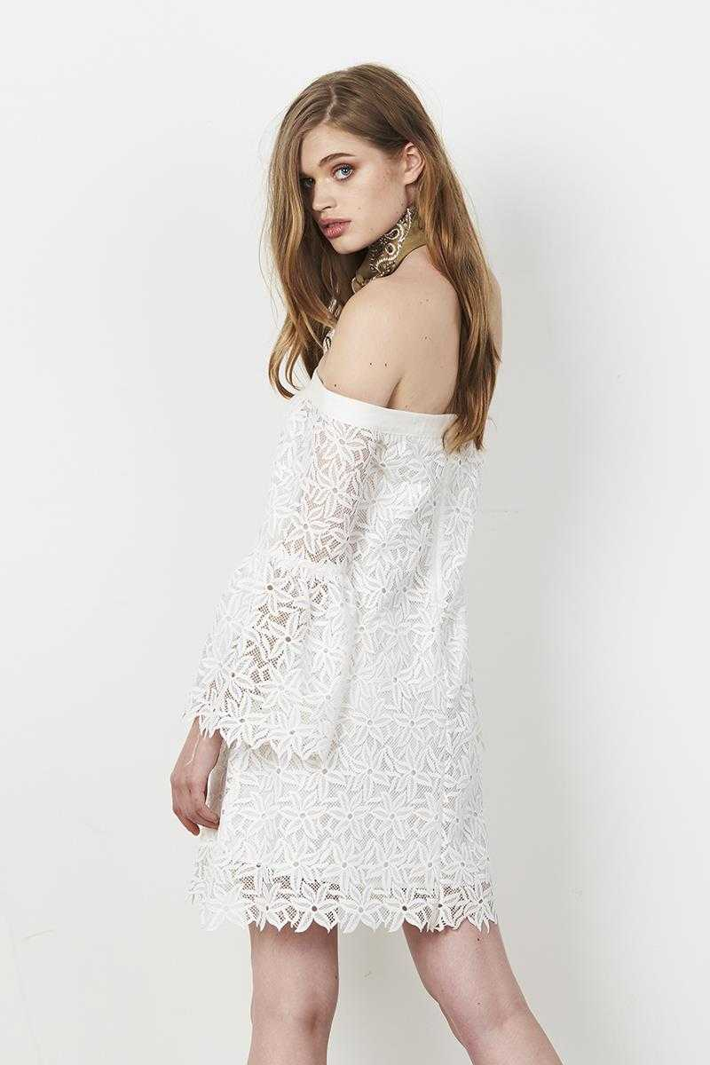 Stevie May Daisy Chain Mini Dress