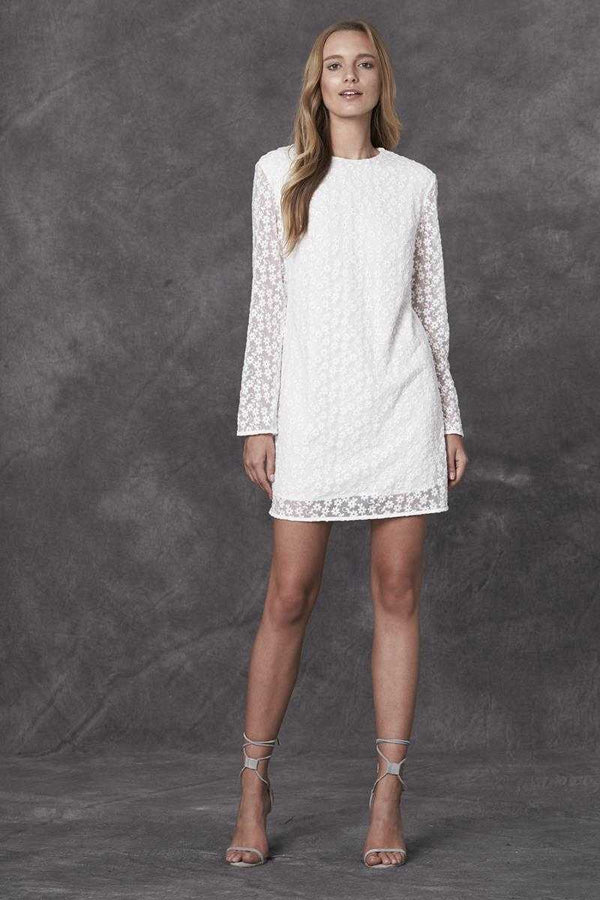Stevie May Nikora Long Sleeve Mini Dress