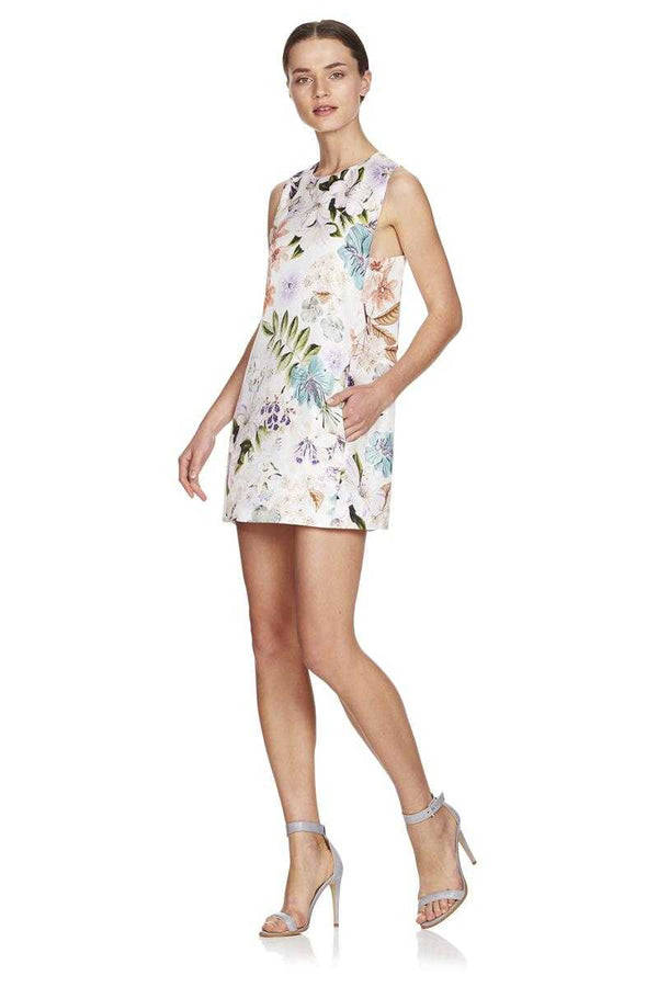 TALULAH Remedy Floral Mini Dress