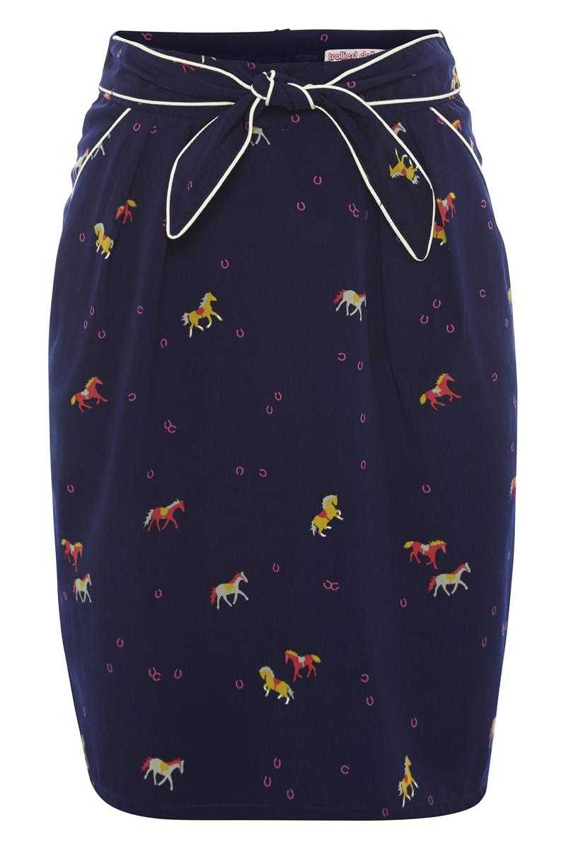 Trollied Dolly Pony Lantern Skirt