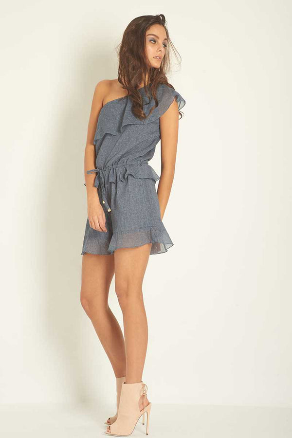 Three of Something Shish Playsuit