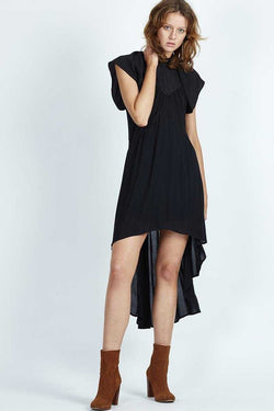 Three of Something Ring Of Fire Dress Black