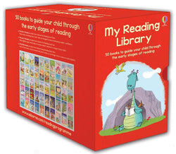 Usborne My First Reading Library (50 Books)