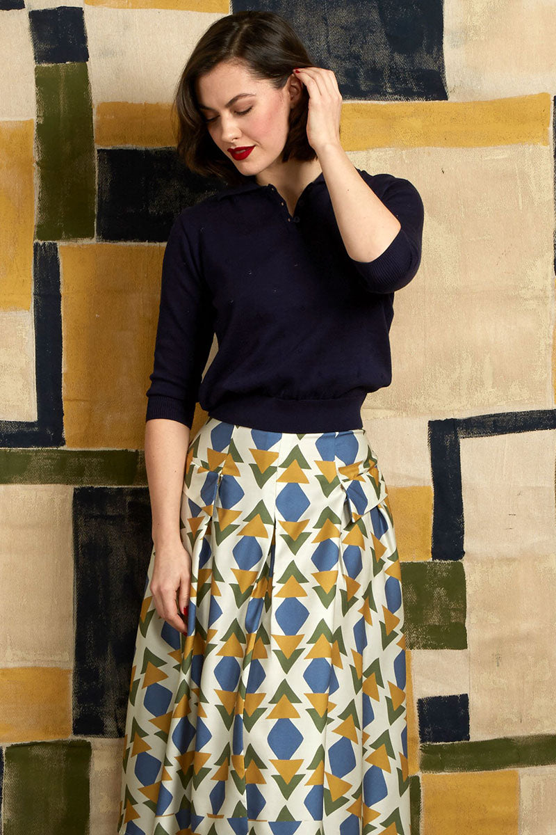 Palava Veronica Skirt Multi Quantum