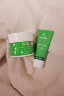 Weleda Skin Food Beautiful Face and Body Bundle
