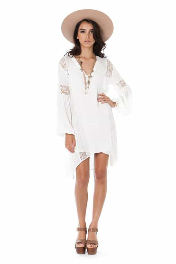 The Wallflower Mellow Tunic Dress