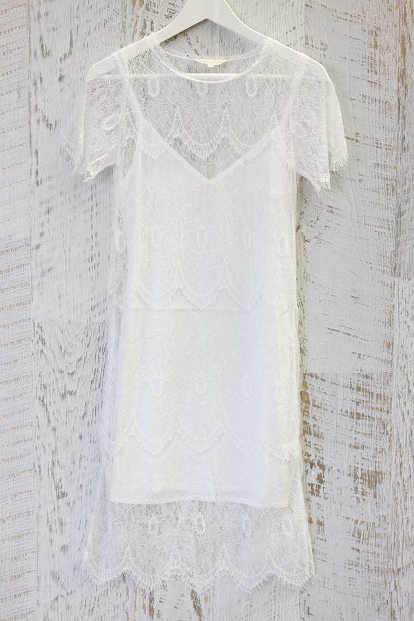 The Wallflower Tatum Lace Dress
