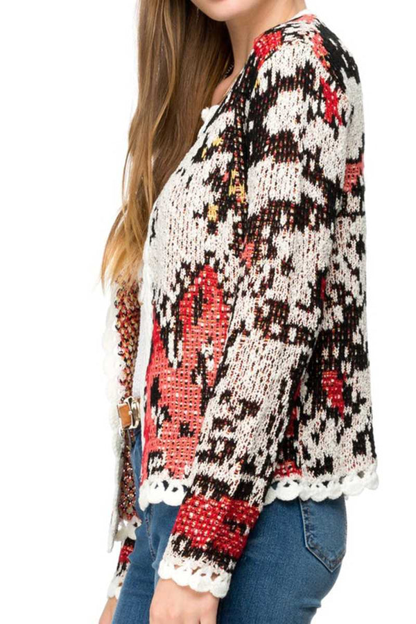 The Wallflower Ravel Cardigan