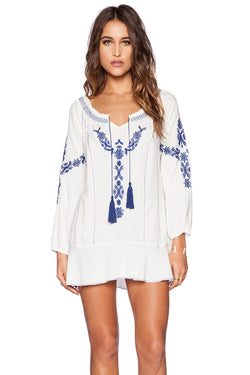 The Wallflower Opa Bohemian Tunic Dress