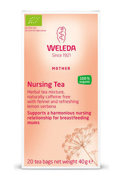 Weleda Organic Herbal Nursing Tea Bags