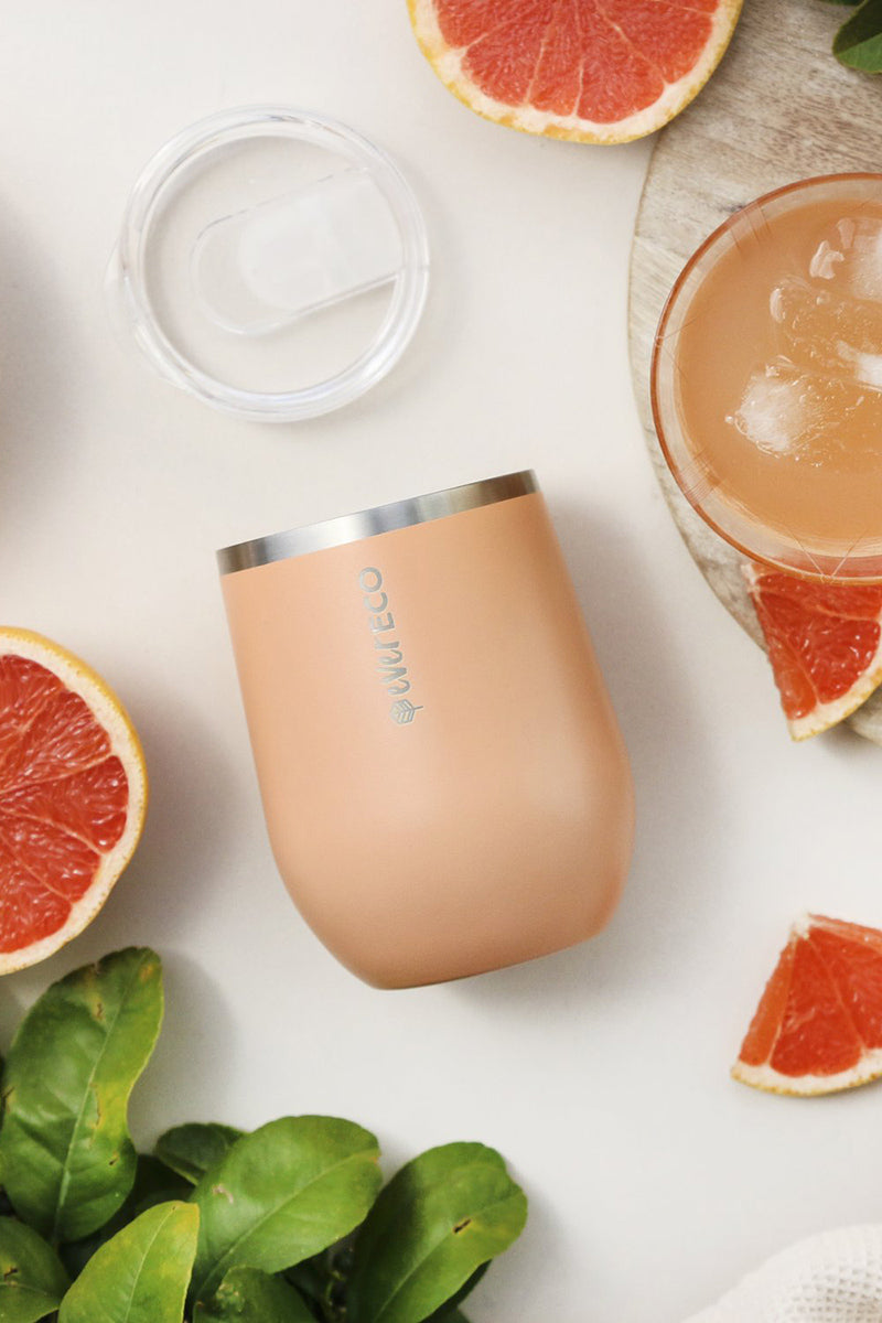 Ever Eco Mini Insulated Tumbler Los Angeles Coral 354ML