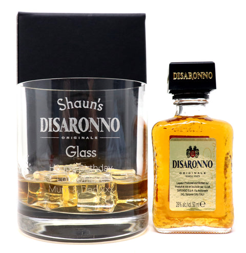 Personalised Premium Tumbler - Disaronno Design