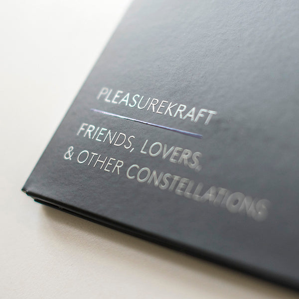 Pleasurekraft - Friends, Lovers, & Other Constellations  [DOUBLE VINYL]