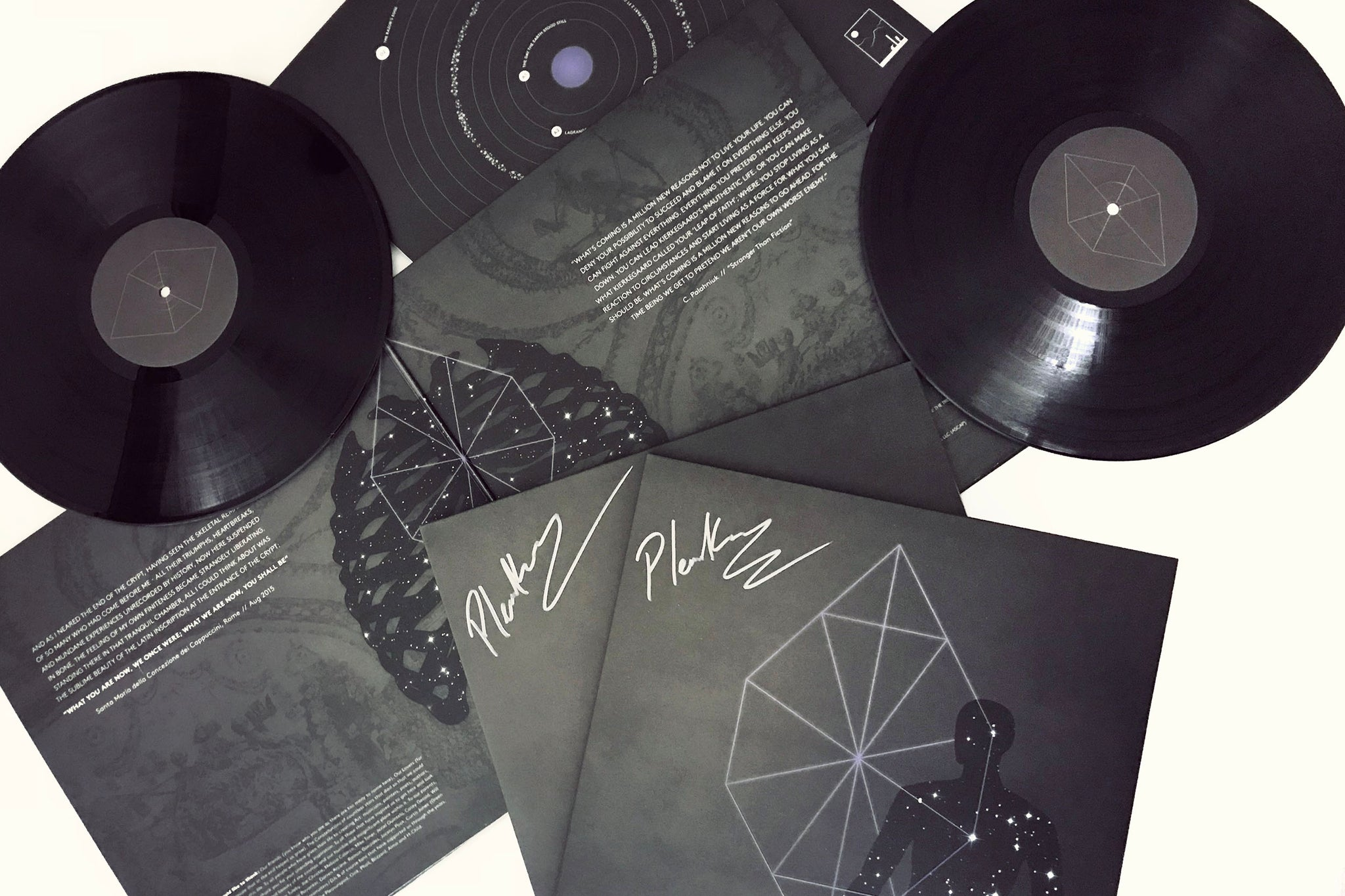 Pleasurekraft - Friends, Lovers, & Other Constellations [AUTOGRAPHED LIMITED EDITION, DOUBLE VINYL]