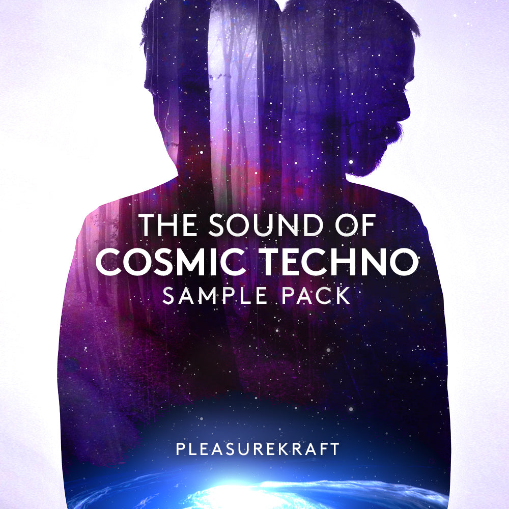 Pleasurekraft - The Sound of Cosmic Techno (Sample Pack)