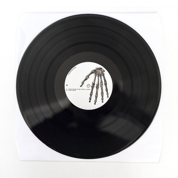 Pleasurekraft, Tiger Stripes & Matrixxman - Kraftek Vinyl Series Vol.1