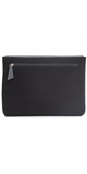 Moraltive Laptop Sleeves - Black & Grey
