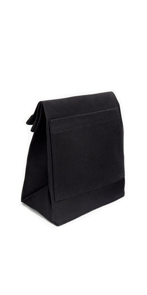 Moraltive Lunch Bags - Charcoal Black