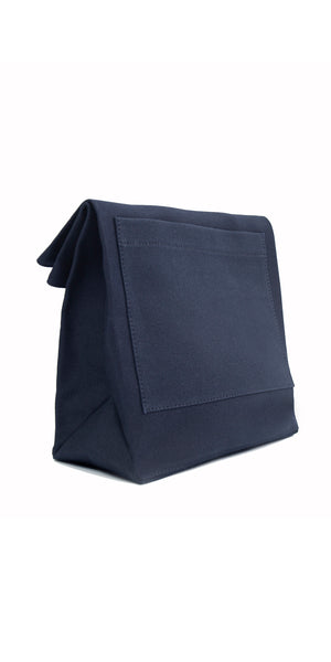 Moraltive Lunch Bags - Navy Blue