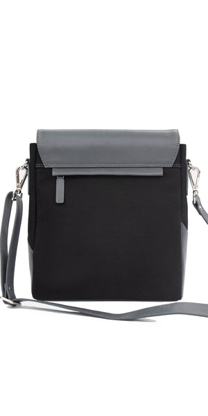 Moraltive Shoulder Bags - Black and Grey