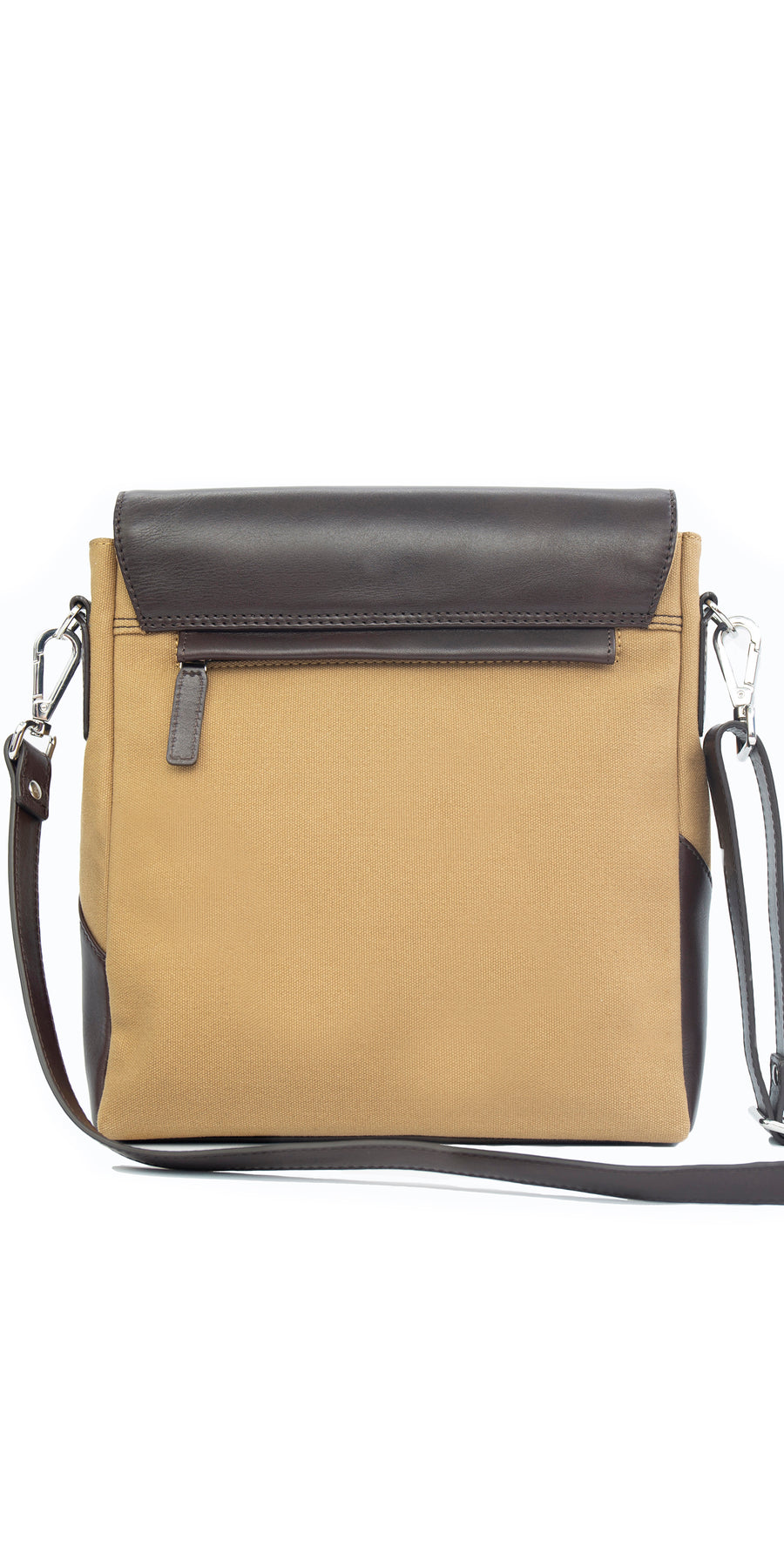 Moraltive Shoulder Bags - Khakhi & Brown